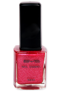 <b>BYS Nail Polish - Flirty Sparkle No. 09</b>